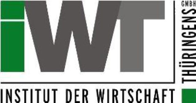 Unternehmenslogo von IWT - Institut der Wirtschaft Thüringens GmbH